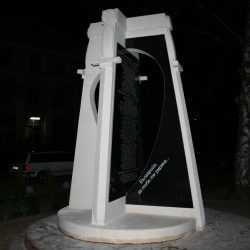 Паметни плочи, паметници и скулптури – ЕТ Петко Парчев