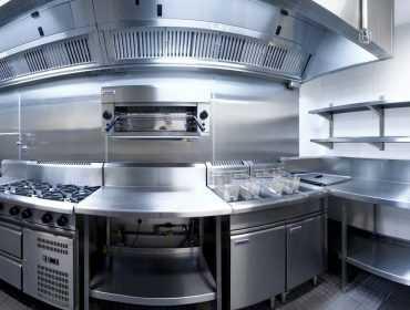 Проектиране и изработка на професионално кухненско оборудване – КРАБ 2004 ООД