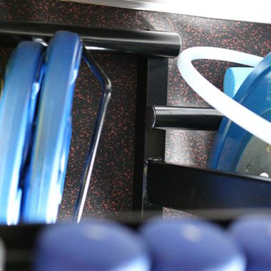 Спортна зала на братя Пулеви в София – Спортен Център Пулев