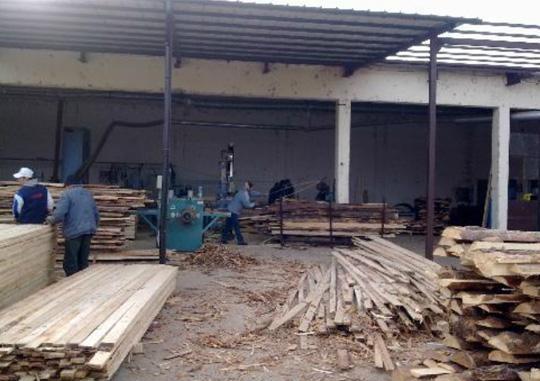Дървен материал, дъски, дюшеме и др.   Окай 2005 ЕООД