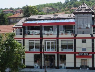 Настаняване в Тутракан | Хотел Дунав