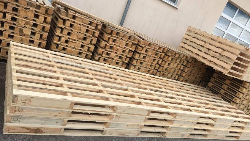 Дървообработка и дървени палети | Родопалет ООД