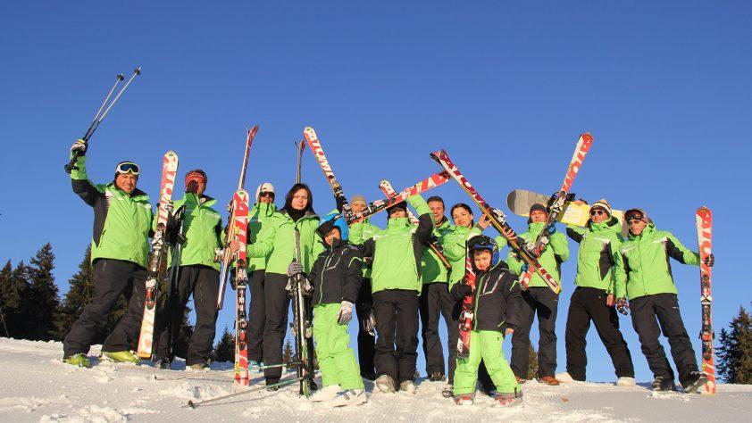 Ски оборудване и професионално обучение в Пампорово | Ски училище АСПЕН
