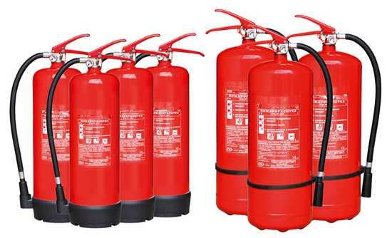 Продажба и технически прегледи на пожарогасители   Икар 65