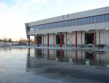 Изработка на шлайфани бетонови настилки | Валкони ЕООД