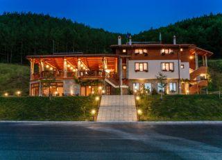 Почивка в Симитли | Семеен хотел Алпийска градина