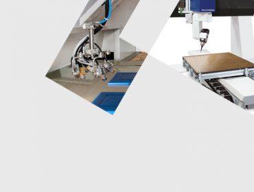 Машини за обработка на дървесина и производство на мебели | ТН Машини