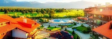 Хотел със СПА център в Разлог | Хотел Балканско бижу