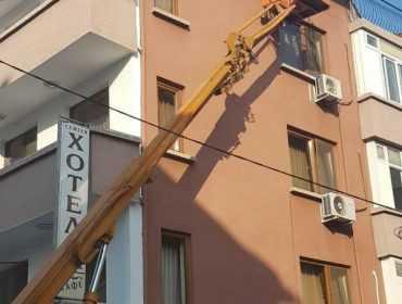 Услуги с автовишки в Асеновград | Термо лъч 87 ЕООД