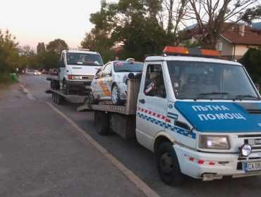 Доставка на гориво, подаване на ток, репатрация на автомобили, механични ремонти на място | Денонощна пътна помощ Банкя